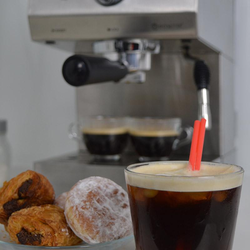 Dosette D2302 μηχανή espresso - Freddo espresso
