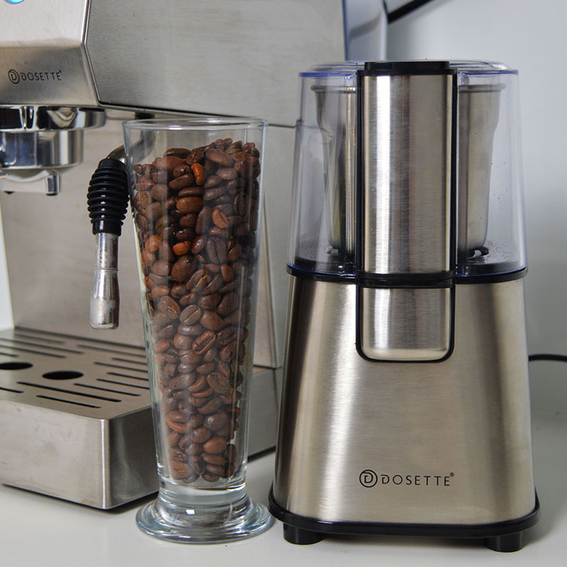 Dosette D2302 μηχανή espresso και Dosette D2601 μύλος κοπής