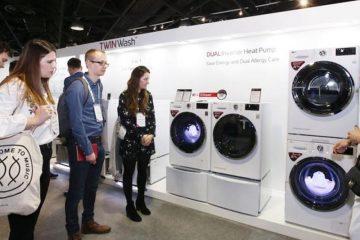 Οι καινοτομίες της LG για το 2018 που παρουσιάστηκαν στηνInnoFestπεριλαμβάνουν οικιακές συσκευές και προϊόντα οικιακής ψυχαγωγίας που διαθέτουν το LG ThinQ AI, ή αλλιώς την τεχνητή νοημοσύνη