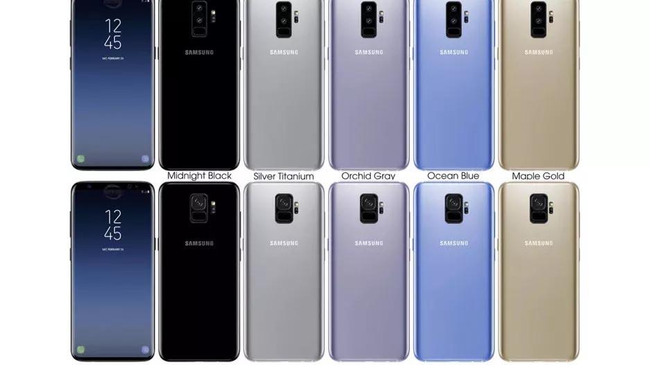 Samsung Galaxy S9 - Υποθέσεις