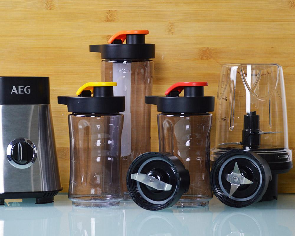 AEG SB 2900 Sports Blender - Περιεχόμενα συσκευασίας