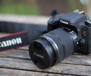 Η Canon ανακοίνωσε σήμερα ότι οι ψηφιακές φωτογραφικές μηχανές με εναλλάξιμους φακούς της εταιρείας συνεχίζουν να διατηρούν την πρώτη θέση στα μερίδια της παγκόσμιας αγοράς για 15 συνεχόμενα έτη, από το 2003 έως το 2017.