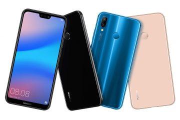 ΗHuaweiConsumerBusinessGroupπαρουσίασε το Huawei P20lite, μία συσκευή που συνδυάζει τον κορυφαίο σχεδιασμό με την τεχνολογία αιχμής και την εξαιρετική τιμή.