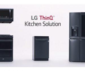 Η LGElectronics οραματίζεται να φέρει άμεσα πιο κοντά τους καταναλωτές στη συνδεδεμένη έξυπνη LG κουζίνα του μέλλοντος η οποία θα είναι σε θέση να προβλέπει τις ανάγκες τους και να μειώνει τον χρόνο προετοιμασίας.