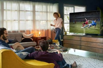 Η SamsungElectronicsHellasπαρουσιάζει τη νέα σειρά τηλεοράσεωνQLEDTV οι οποίες διαθέτουνπλήθος νέων χαρακτηριστικών, που επικεντρώνονται στην ποιότητα της εικόνας, τη συνδεσιμότητα και την αισθητική του χώρου.
