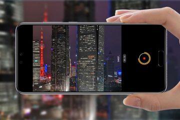 Huawei P20 Pro, το πρώτο smartphone παγκοσμίως που συνδυάζει κύρια τριπλή Leica κάμερα 40 megapixel, κάμερα selfie 24 megapixel, επεξεργαστή τεχνητής νοημοσύνης, οθόνη FullView 6.1 ιντσών και χρωματική επίστρωση που διαθλά το φως!
