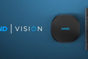 Δυναμική είσοδο στην αγορά της συνδρομητικής τηλεόρασης κάνει η WIND που αποκάλυψε σήμερα τη νέα της τηλεοπτική υπηρεσία,Wind Vision, για πρώτη φορά στην Ελλάδα AndroidTV με ενσωματωμένο το Netflix!