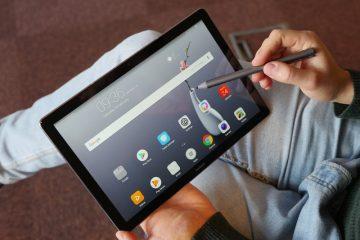 Η Huawei Consumer Business Group (CBG) ανακοινώνει τη διάθεση του tablet Huawei MediaPad M5 στην ελληνική αγορά από τα τέλη Ιουνίου.