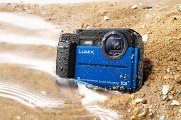 Απαθανατίστε όμορφες στιγμές μέσα και έξω από το νερό με ποιότητα εικόνας με τις αδιάβροχες φωτογραφικές μηχανές Panasonic Lumix.
