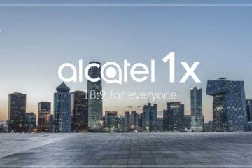 Alcatel 1: Ένα smartphone με premium σχεδιασμό, FullView 18:9 οθόνη και με υψηλή απόδοση, σε πολύ οικονομική και δελεαστική τιμή.