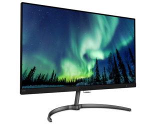 Η Philips 276E8VJSB προσφέρει άψογη ποιότητα εικόνας, καθιστώντας την οθόνη ιδανική για φωτογραφίες, ταινίες, και σερφάρισμα στο διαδίκτυο.