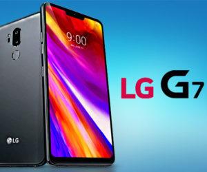 Το LG G7 Fit σχεδιάστηκε για να προσφέρει στους καταναλωτές ποιοτικά και κορυφαία χαρακτηριστικά, όπως camera, οθόνη και λειτουργίες ήχου.