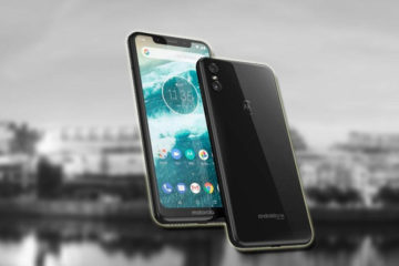 Motorola One: Το Android One smartphone σας προσφέρει την αγαπημένη εμπειρία Android, τρία χρόνια ενημερώσεων ασφαλείας και κάμερα με Google Lens.