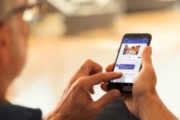 Το νέο Vodafone Smart E9 είναι ιδανικό είτε για νέους χρήστες «έξυπνων» κινητών είτε για ηλικιωμένους που αναζητούν την ευκολία.