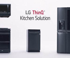 Το μέλλον φαίνεται συναρπαστικό, με τηνLG Electronics (LG)να πρωτοστατεί στις καταναλωτικές ηλεκτρονικές συσκευές μέσω των διαφόρων τεχνολογιών αιχμής.