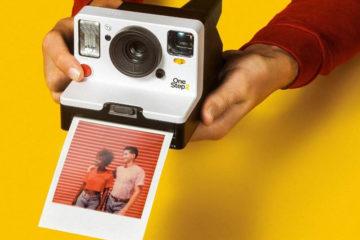 Η OneStep 2 Viewfinder είναι μία νέα φωτογραφική μηχανή Polaroid που συνδυάζει τον κλασικό σχεδιασμό με το μοντέρνο στυλ.