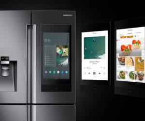 """Η Samsung συνεχίζει να καινοτομεί και να επαναπροσδιορίζει την κατηγορία """"ψυγείο"""" αποκαλύπτοντας την επόμενη γενιά του βραβευμένου ψυγείου της, Family Hub."""