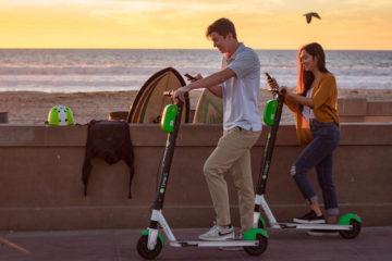 Η καινοτόμος εταιρεία Lime, με παρουσία σε 140 πόλεις σε ολόκληρο τον κόσμο, ήρθε με τα ηλεκτρικά της πατίνια και στην Αθήνα.
