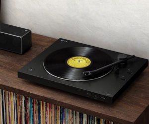 Είτε θέλεις να απολαύσετε τους παλιούς δίσκους, είτε σκοπεύεις να επεκτείνεις τη συλλογή σου, επανέφερε το βινύλιο στο σήμερα με το νέο PS-LX310BT της Sony.