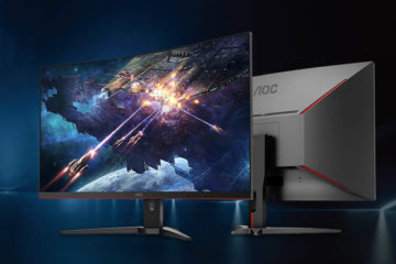 """Περισσότερα pixels προσθέτει η εξειδικευμένη εταιρία οθονών AOC στην επιτυχημένη gaming σειρά κυρτών οθονών G1 Series με την νέα 31,5"""" (80 εκ) QHD CQ32G1."""