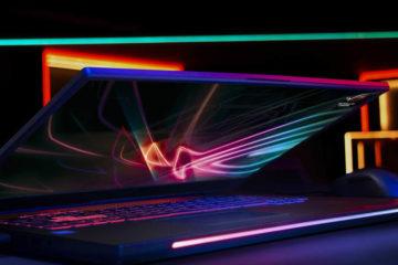 Το νέοASUS ROGStrix SCAR II GL704GW, το πρώτο gaming notebook στην ελληνική αγορά με ενσωματωμένη την κάρτα γραφικών NVIDIA GeForce RTX 2070.