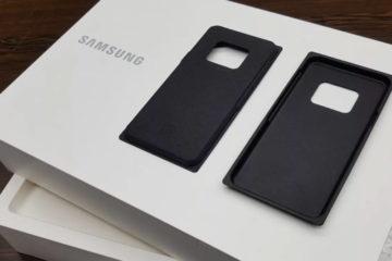Η Samsung Electronics ανακοίνωσε πως θα ξεκινήσει από φέτος να αντικαθιστά τα πλαστικά υλικά συσκευασίας με χαρτί και άλλα περιβαλλοντικά βιώσιμα υλικά.