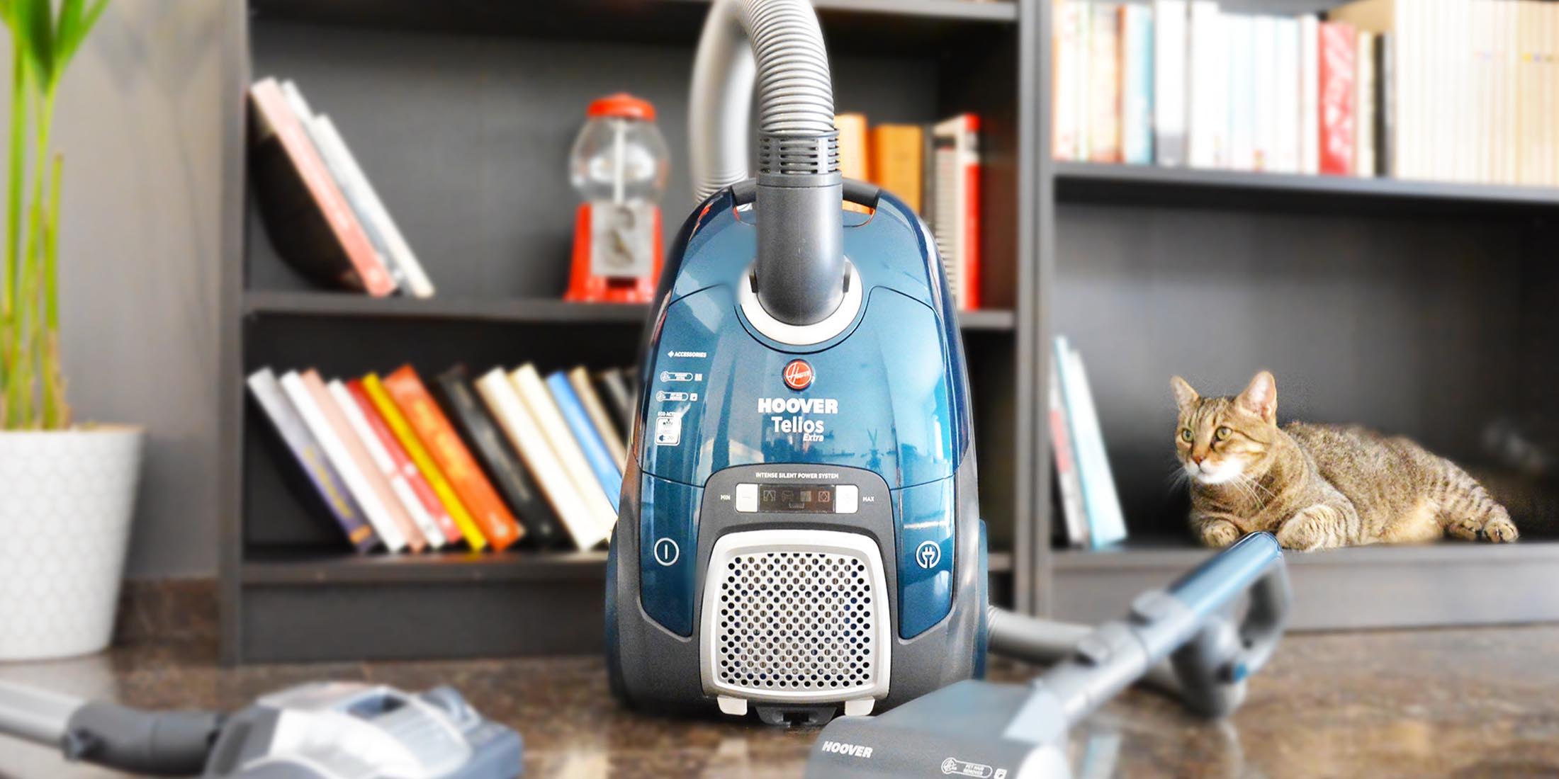 Ηλεκτρική Σκούπα Hoover Telios Extra TX60PET Review