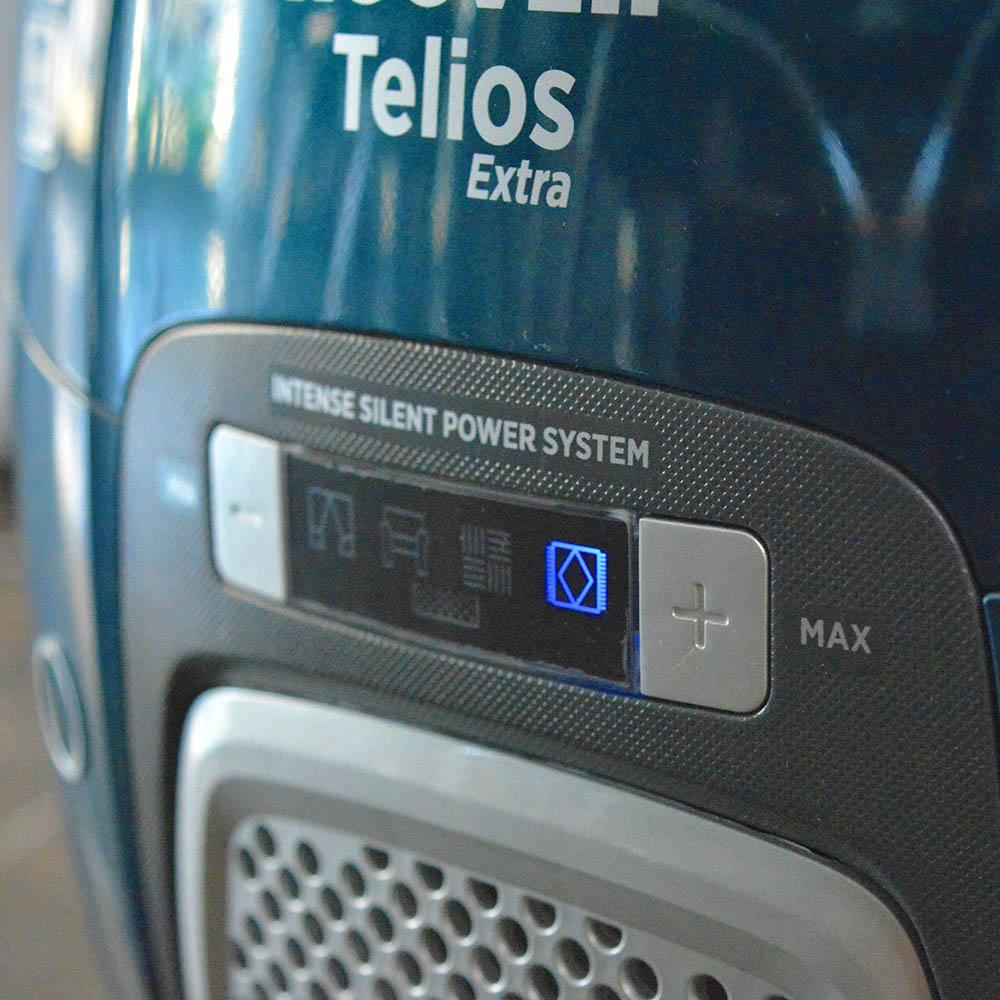 Ηλεκτρική Σκούπα Hoover Telios Extra TX60PET Review - Οθόνη LED
