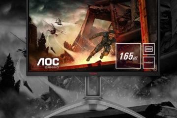 Gaming Οθόνη AOC AGON AG273QX