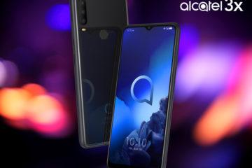 Το νέο smartphone Alcatel 3x
