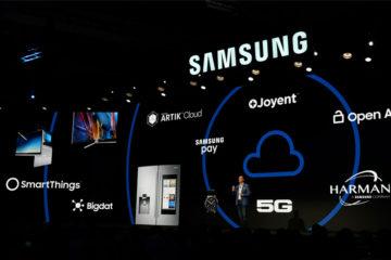 Η Samsung κέρδισε 46 Innovation Awards στην CES 2020