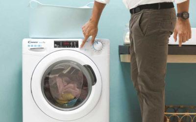 Η νέα σειρά πλυντηρίων Candy Smart Pro που φροντίζει τα ρούχα μας εύκολα και γρήγορα, αφήνοντάς μας ελεύθερο χρόνο για όσα αγαπάμε.