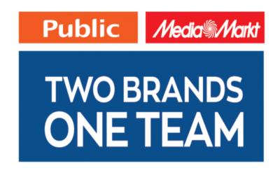 Γίνονται ένα Public - MediaMarkt