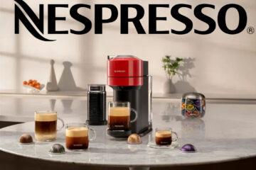 Nespresso Vertuo - Νέες μηχανές με κάψουλες
